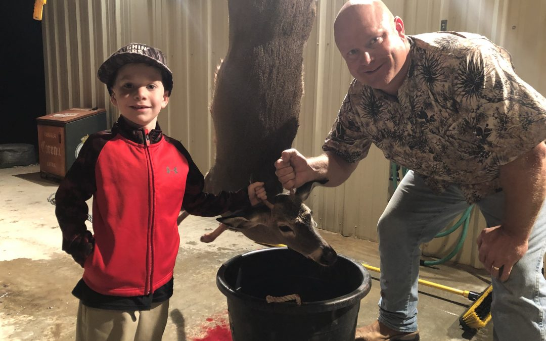 Less young deer hunters, a crisis in the making?