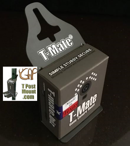 T-Mate Game Camera Mount with Art Griepp