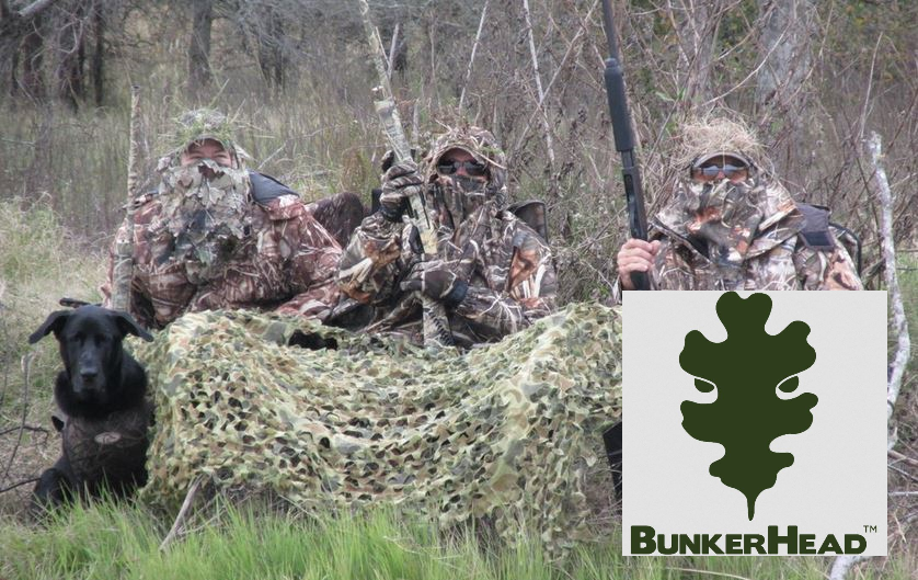 The BunkerHead Head Concealment System with Phil Bullock
