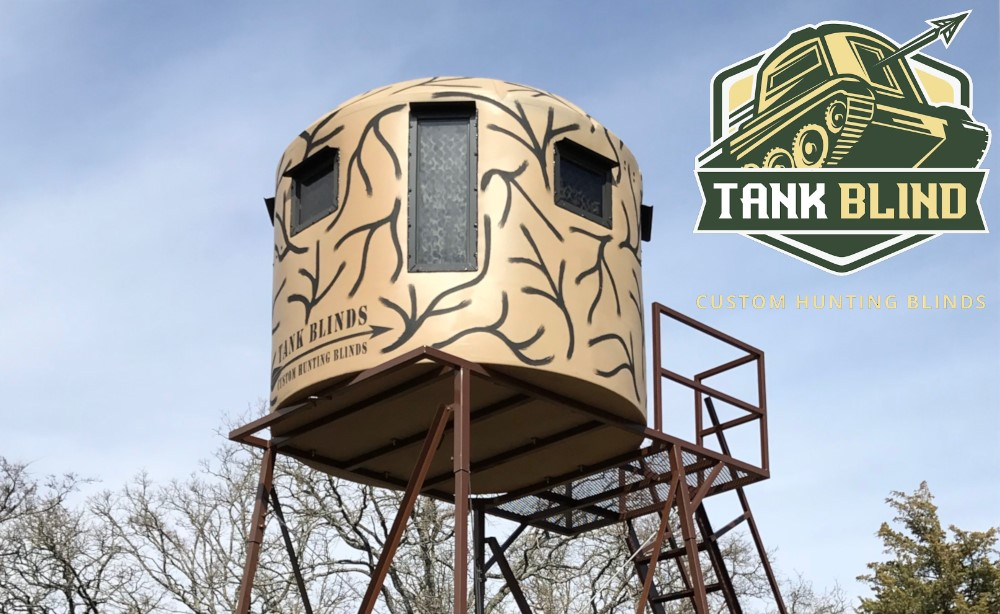 Tank Blinds with Aaron Gilbreath