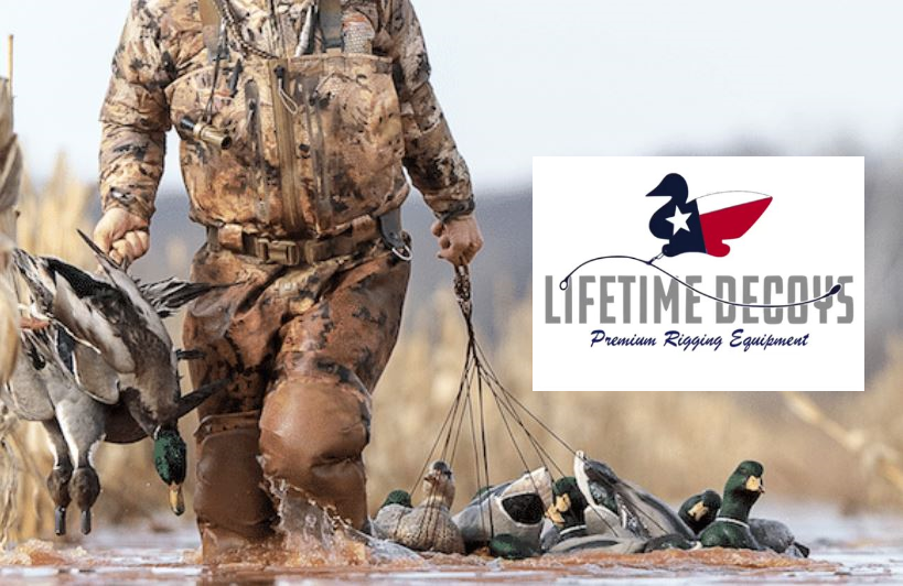 Lifetime Decoys with Adam Peeler