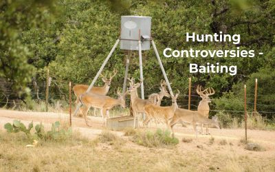 Hunting Controversies – Baiting