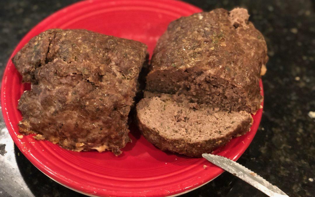 Corn Bandit's Venison Meatloaf