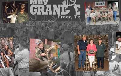 The Muy Grande Deer Hunting Contest with Kenneth Sharber