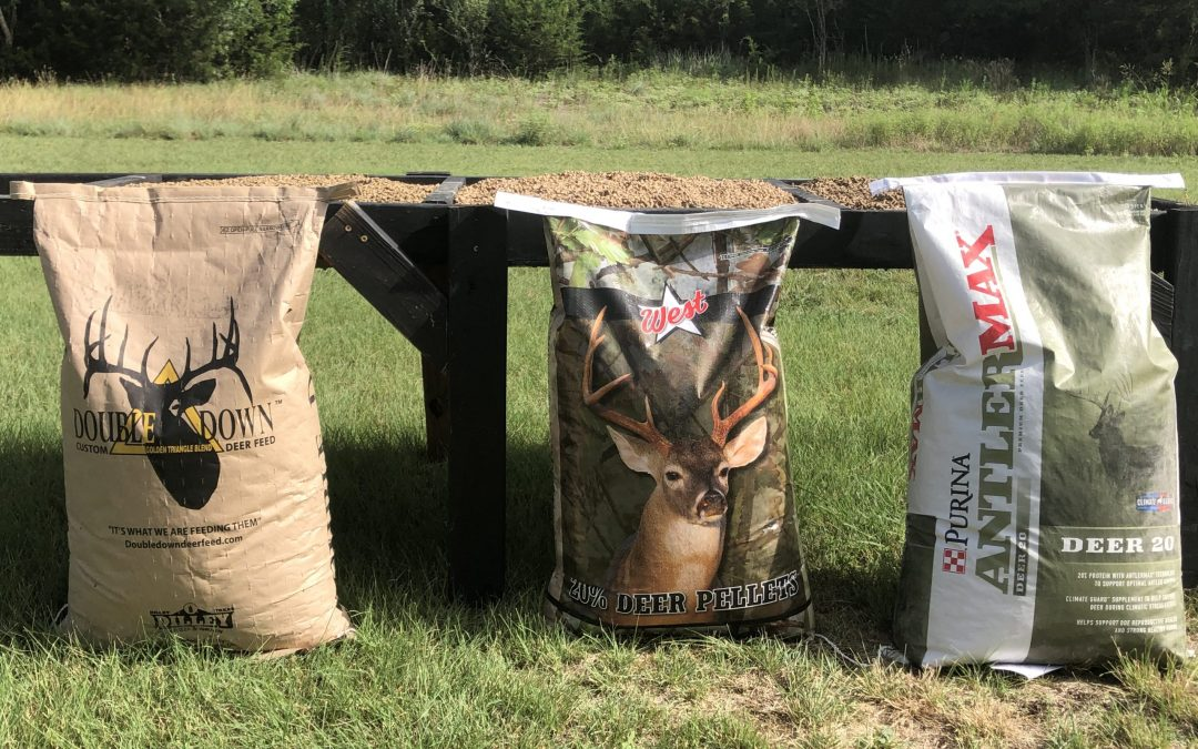 Battle of the Deer Protein Brands – Double Down vs. West Feeds, round 2